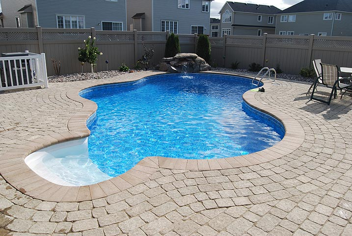 Inground pools gallery jmd pools quality design for for Pool design ottawa