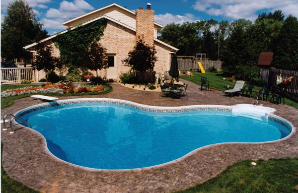 Inground pools gallery jmd pools quality design for for Pool design tampa florida