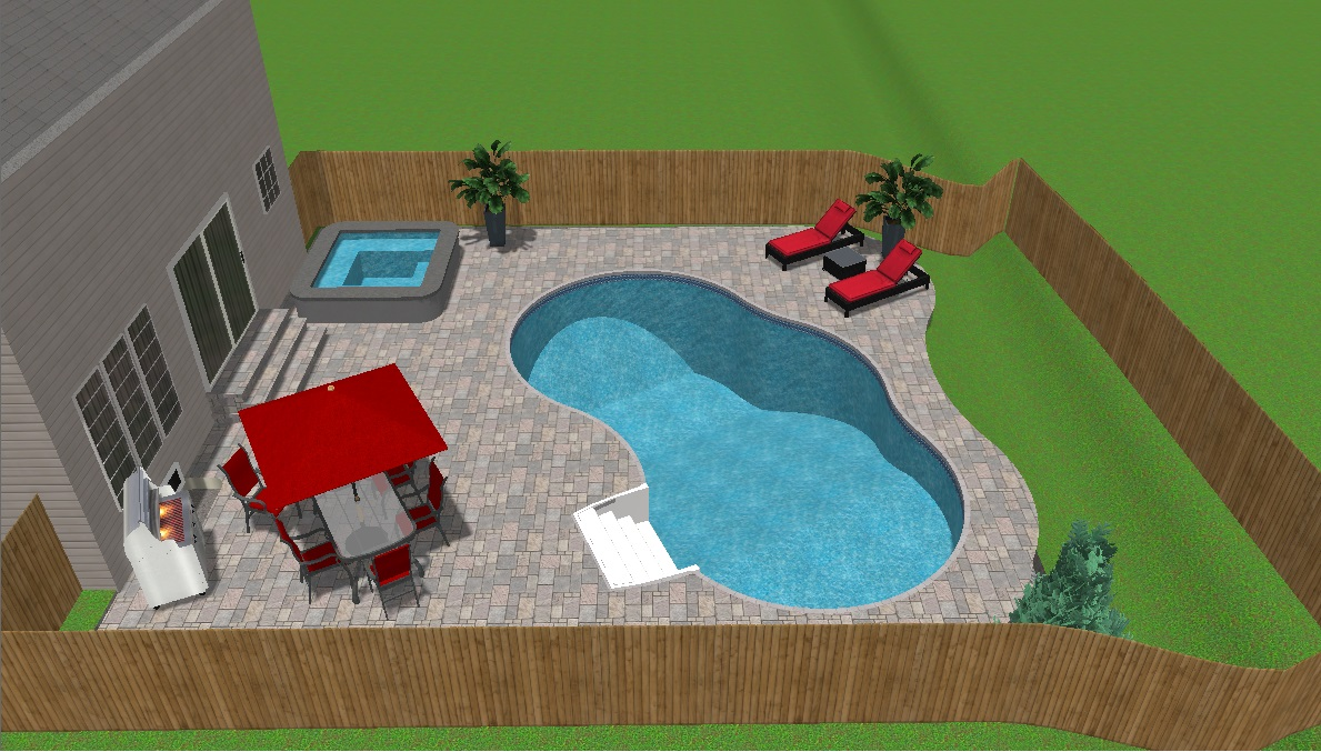 Stonebridge project centerra crt gemini 16x32 jmd for 16x32 pool design