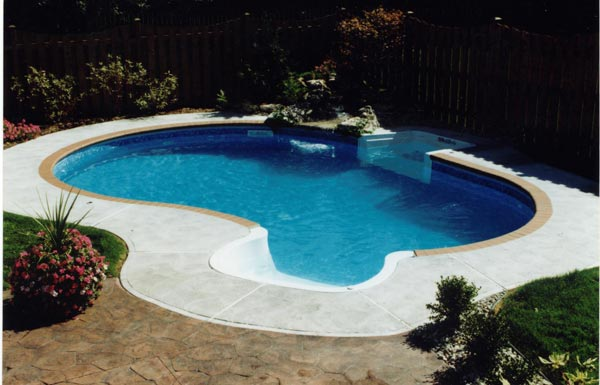 Inground Pools Gallery | JMD Pools |Quality Design for ...